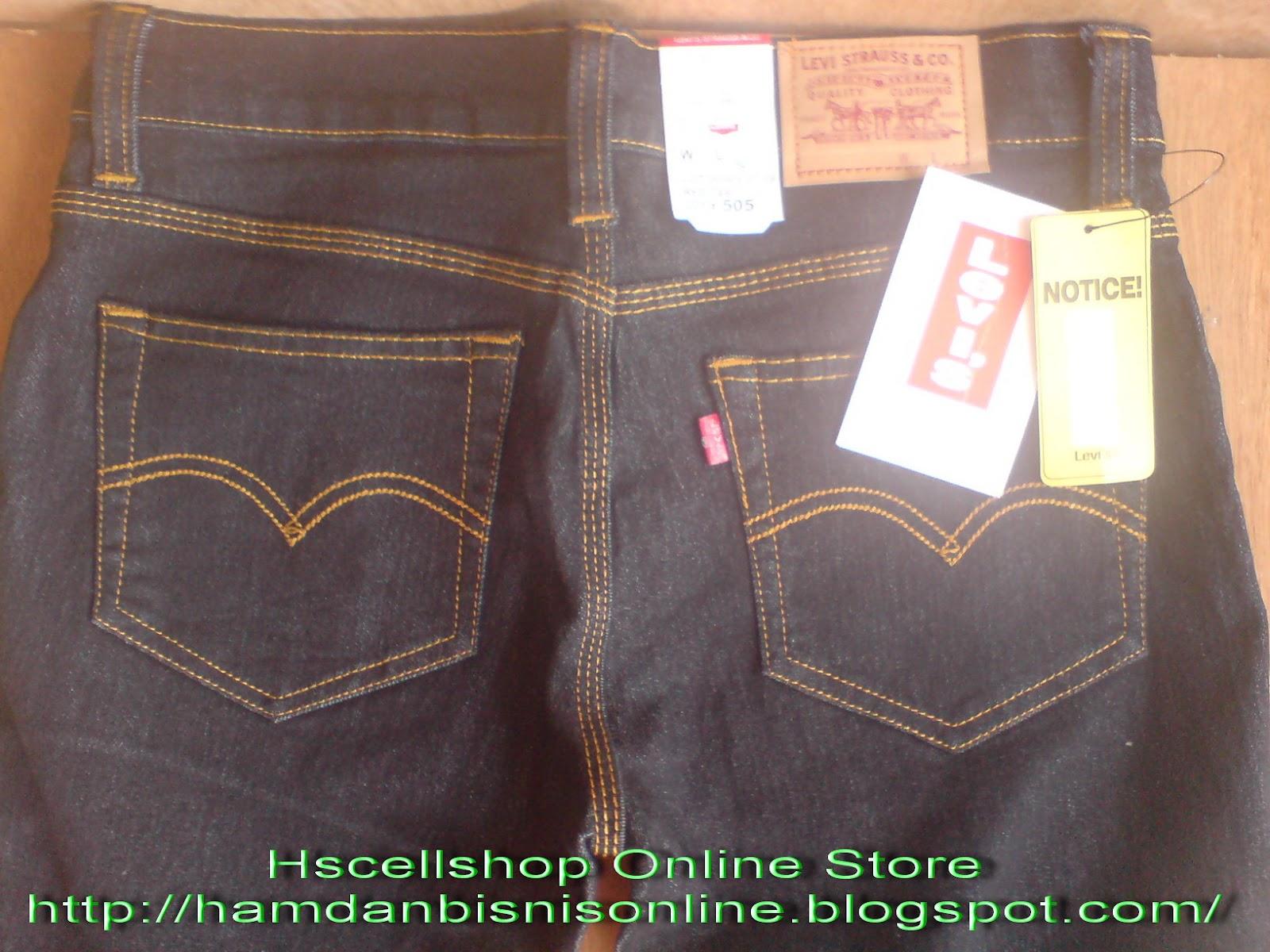 Celana Jeans Wanita Levis Code CL002
