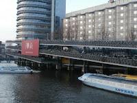 Parking de bicicletas en Amsterdam.