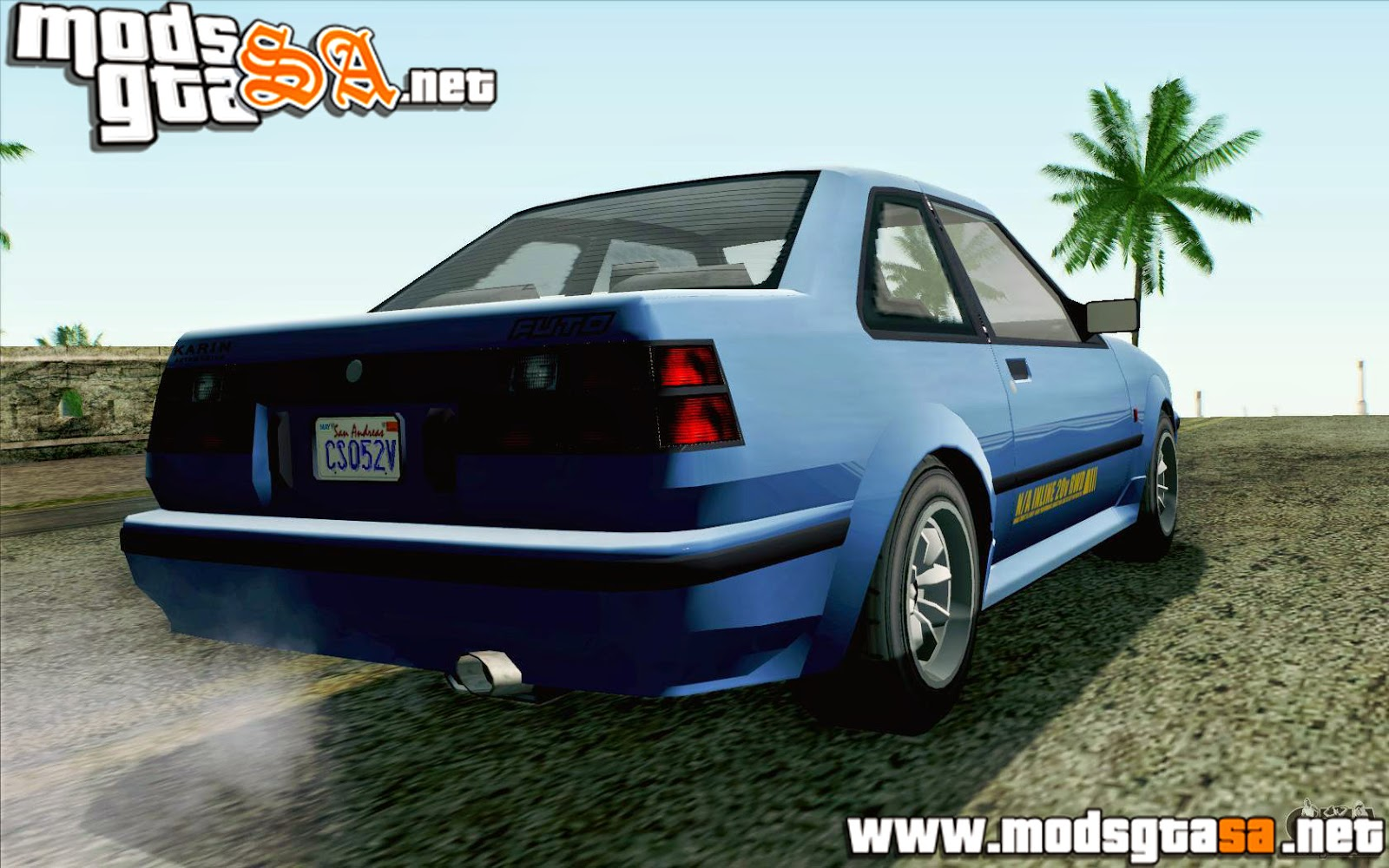 SA - Karin Futo Mobile do GTA V