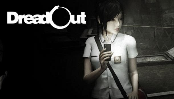 Dreadout game from indonesia