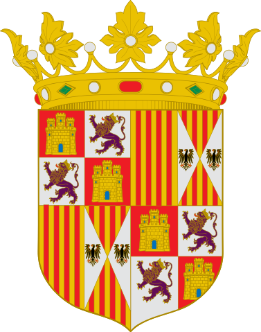 Escudo entre 1475 y 1491