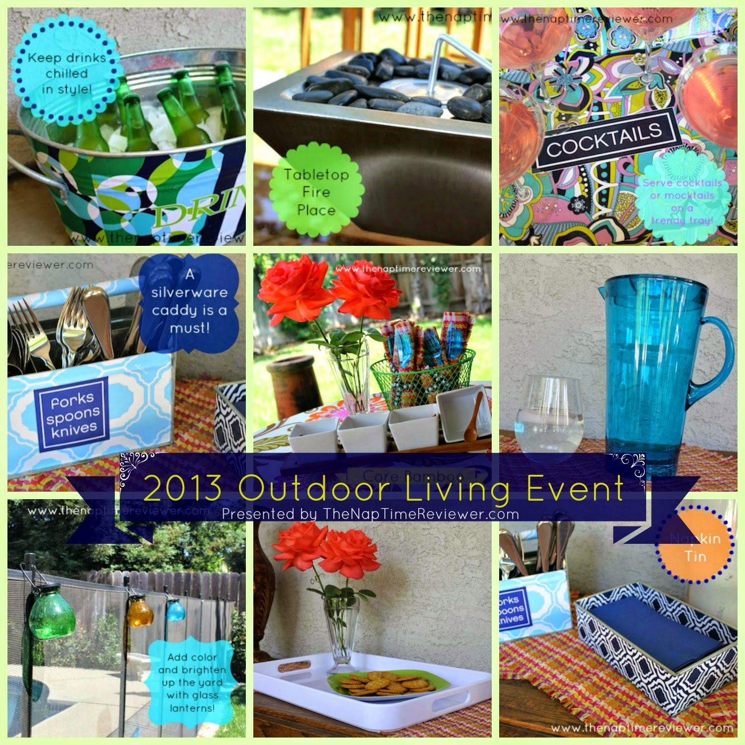 2013 Outdoor Living Event