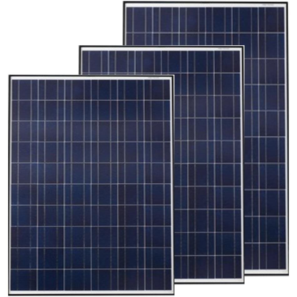 Hệ Thống Điện Mặt Trời 4KW