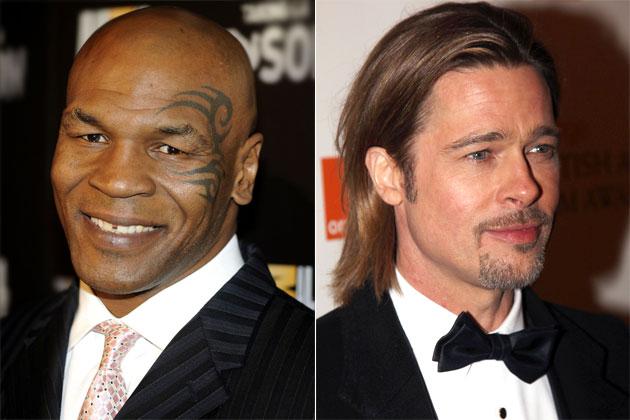 Mike Tyson: Brad Pitt Pernah Tidur Dengan Isteri Saya
