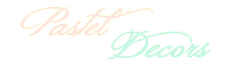 Pastel Decors