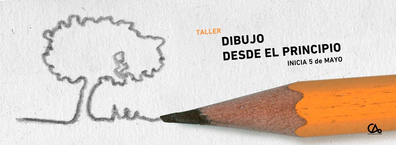 DIBUJO DESDE EL PRINCIPIO // 5 de mayo