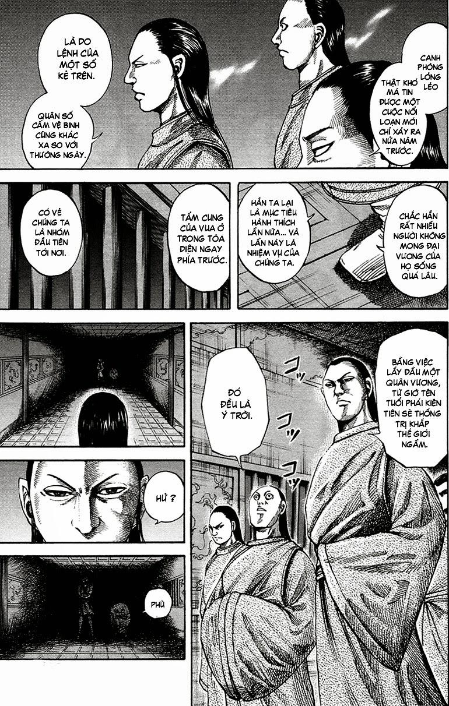 Kingdom – Vương Giả Thiên Hạ chap 83 Trang 17 - Mangak.info