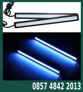 Lampu led strip mobil