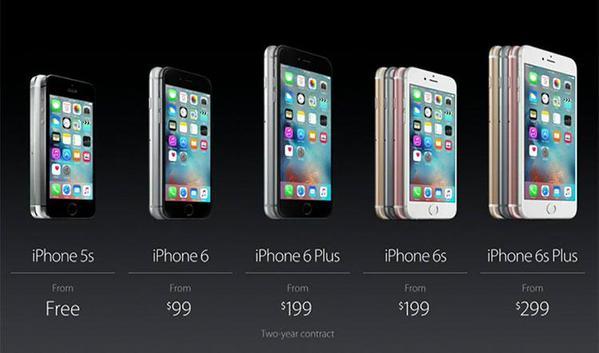 iphone 6s event pro