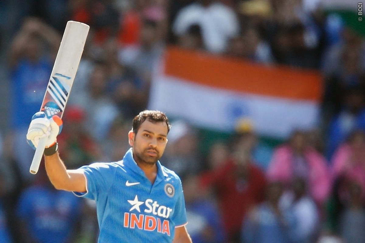Rohit-Sharma-138-Runs-AUSTRALIA-VS-INDIA-2nd-ODI- Tri-Series-2015