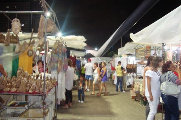 Feira Artesanato Fortaleza ~ Fortaleza em Fotos e Fatos A Feirinha da Beira Mar
