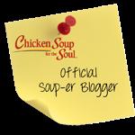 I'm a Soup-er Blogger!