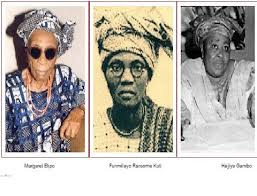 N5,000 NOTE NEW CURRENCY TO FEATURE LATE FUNMILAYO KUTI  --Join the Discursion Board