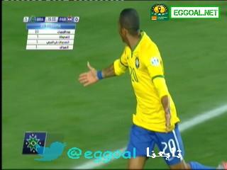 اهداف مبارة البرازيل و باراجواي 1-1    ربع النهائي بطولة كوبا امريكا 2015