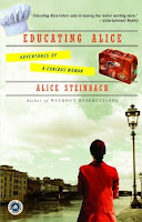 Cover of Educating Alice by Alice Steinbach