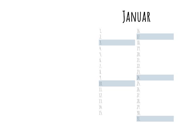 Kalender 2016 Download (c) Kartenwind / Reni Kleinwechter
