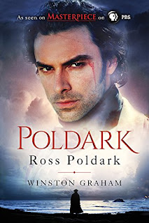 Book cover: Ross Poldark by Winston Graham - Sourcebook Masterpiece Tie-In