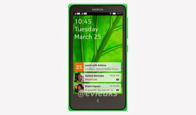 Nokia X, Nokia Android