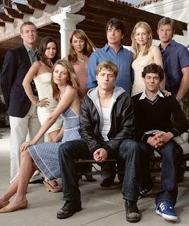 Personagens da primeira temporada da série estadunidense The O.C.