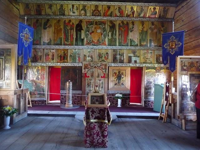 ポクロフスカヤ教会の中