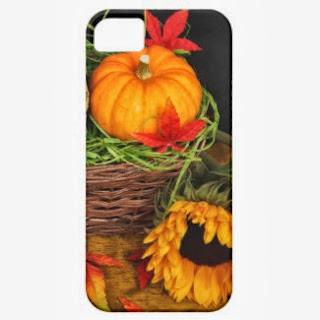 Autumn Theme Sunflowers
