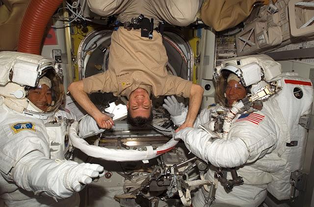 Paolo Nespoli irá retornar para a Estação Espacial Internacional em 2017