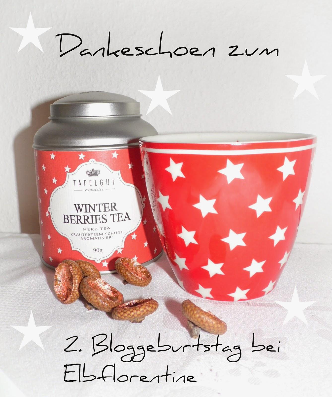 Wunderschönes give away von Daniela