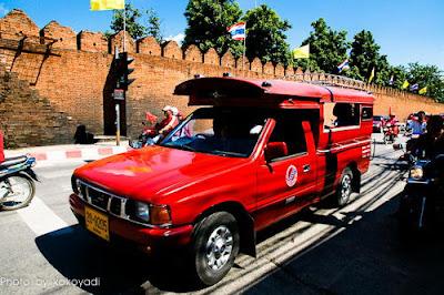 Chiangmai Travel information