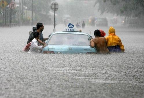 News Air: Singapore Flood