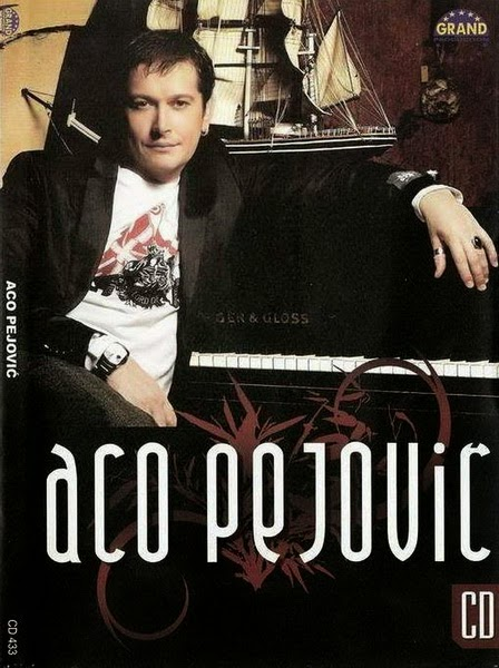 Aco Pejovic - Diskografija (2000-2013)  2007+-+U+Mojim+Venama+1