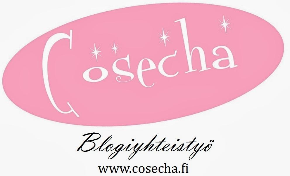 Blogiyhteistyö: Cosecha