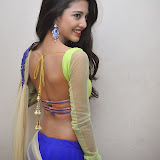 Daksha Nagarkar Hot Photo Gallery in Half Saree at Ak Rao Pk Rao Audio Launch CelebsNext (8)