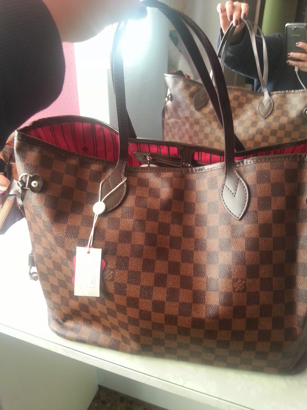 Louis Vuitton Neverfull Aliexpress