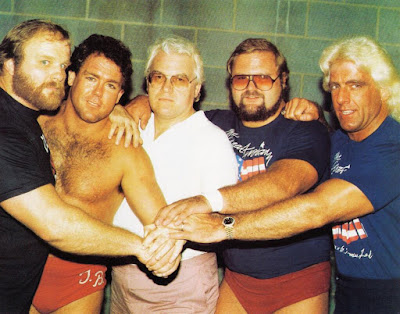The Four Horsemen Stable Wrestling