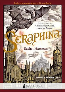 Reseña Seraphina by Rachel Hartman