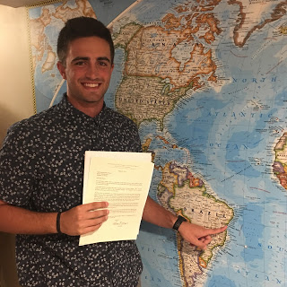Sam's Mission Call