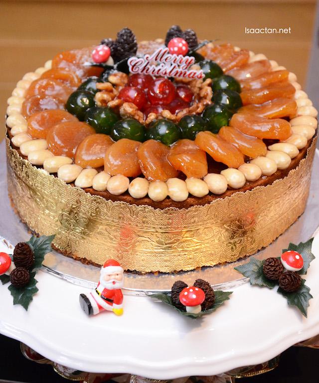 Dundee Fruit Cake