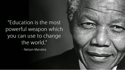 Nelson Mandela Education