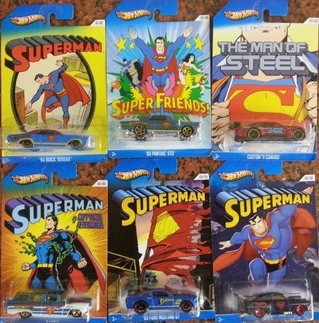 HW 1 Set Superman