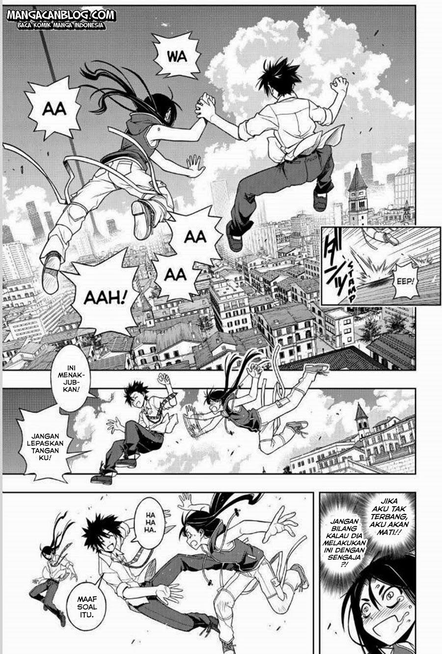 Komik uq holder 048 - kenangan yang indah 49 Indonesia uq holder 048 - kenangan yang indah Terbaru 13|Baca Manga Komik Indonesia