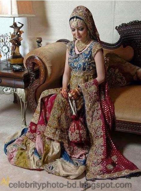 Beautiful+Bridal+Wear+Dresses+For+Women+2014003