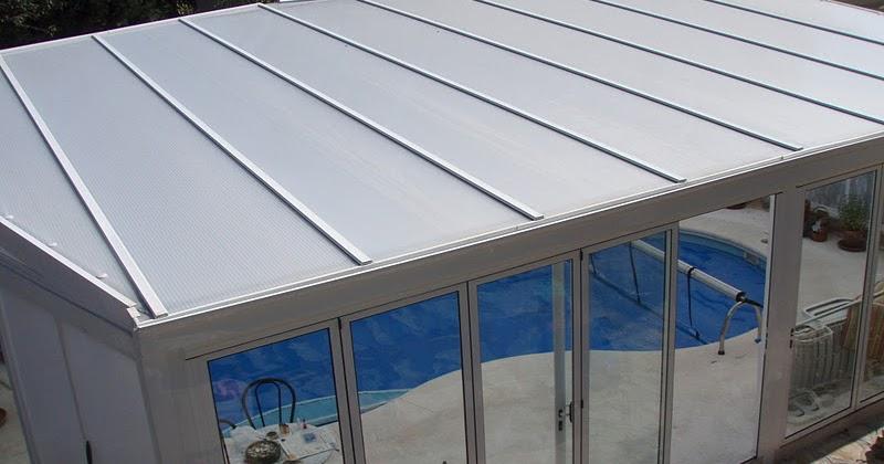 Precio de techo o cubierta para piscina cerramientos y - Cubierta piscina precio ...