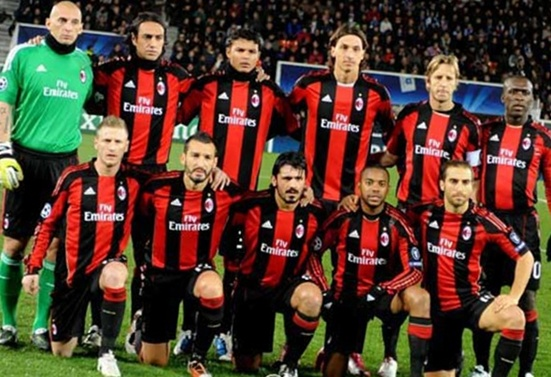 Ac milan football club pictures wallpapers for The club milan