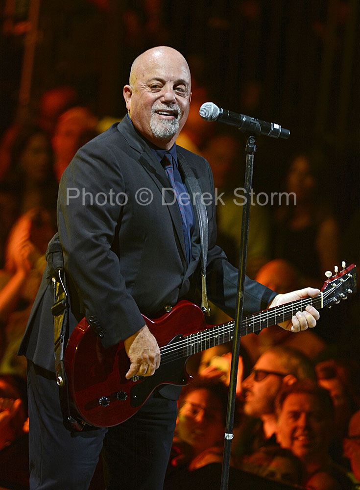 In The News Billy Joel Plays 65th Show At Madison Square Garden