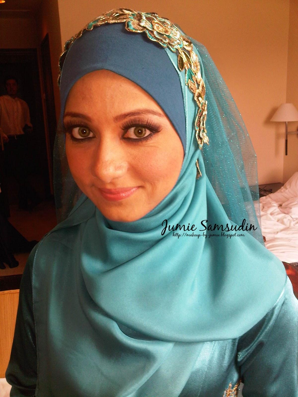 Make Up Asmaa Aishah Untuk Majlis Persandingan Awal Muharam 1433 Image