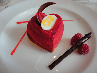 Dessert on Emerald Princess