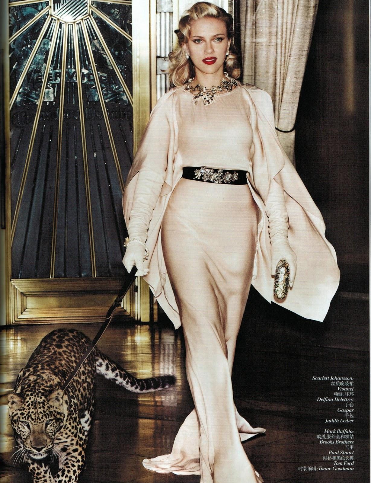 Scarlett Johansson Fashion And Style Part1