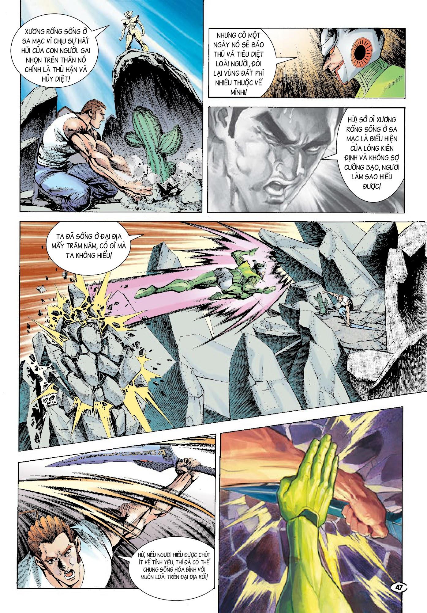 Đại Kiếm Sư Chap 32 - Trang 11