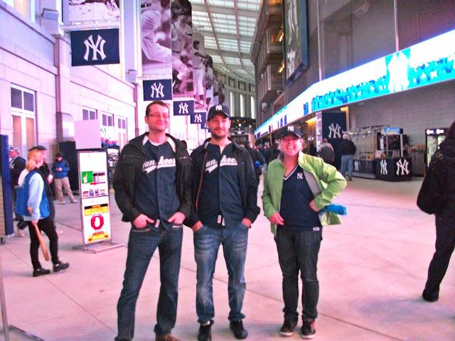 New York Yankees stadium estadio Nueva York beisbol