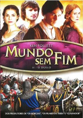 Filme Poster Mundo Sem Fim 2 – O Duelo DVDRip XviD Dual Audio & RMVB Dublado